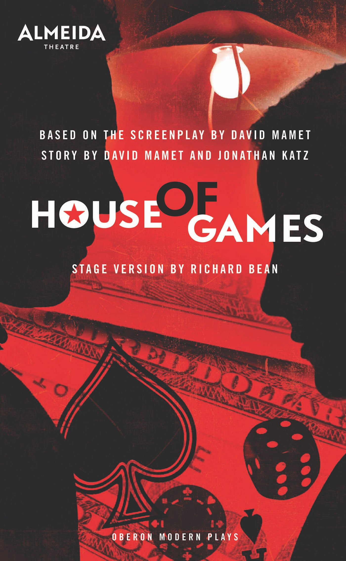 House of games oberon modern plays richard bean david mamet house of games oberon modern plays richard bean david mamet 9781849430081 amazon books fandeluxe Gallery
