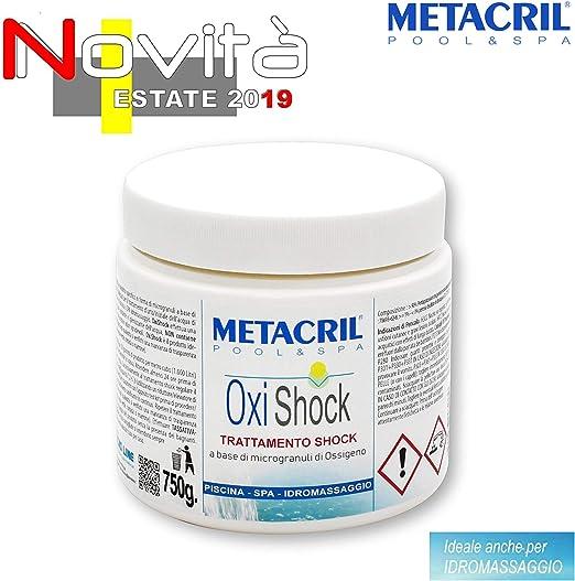 Metacril Oxígeno Shock de microgránulos - OXI Shock 750 g. - Ideal ...