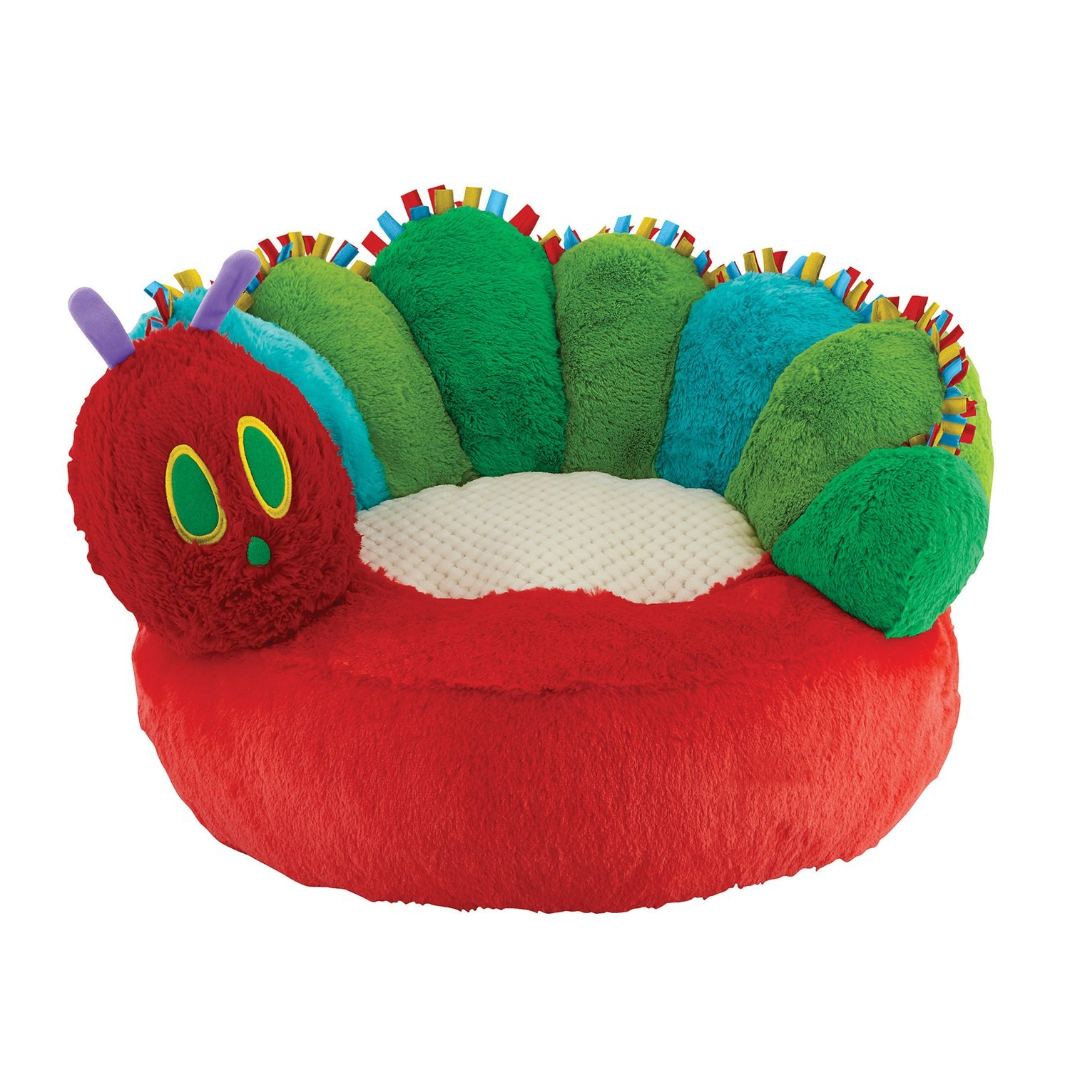Stephan Baby Eric Carle The Very Hungry Caterpillar Plush Chair by Stephan Baby