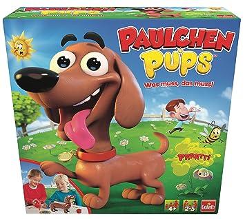 Goliath Juego De Mesa Para Ninos Paulchen Pups 30685 Divertirse