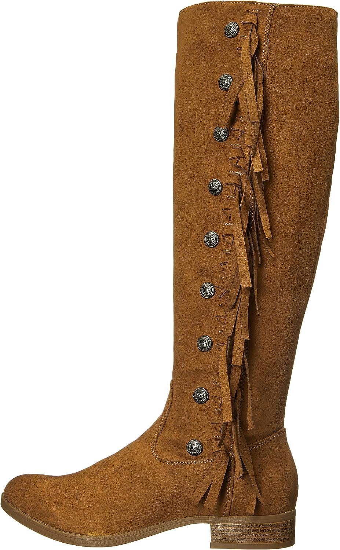 Womens Charley Western Boot Indigo Rd