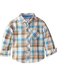 15482958 Baby Boy's Button Down Dress Shirts | Amazon.com