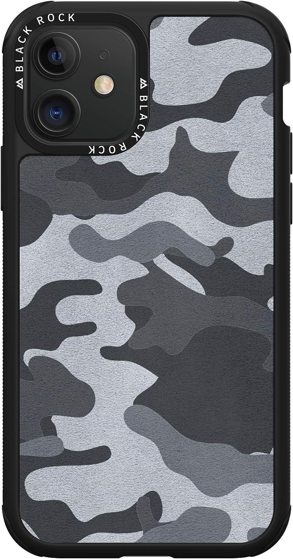 Black Rock Robust Case Real Leather Camo Hülle Für Elektronik