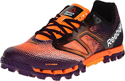 Reebok Damen All Terrain Super CF Trail Laufschuh, Orange
