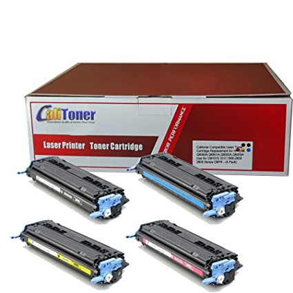 5pk Q6000A Black Toner Use For HP LaserJet 2605  FREE SHIPPING!