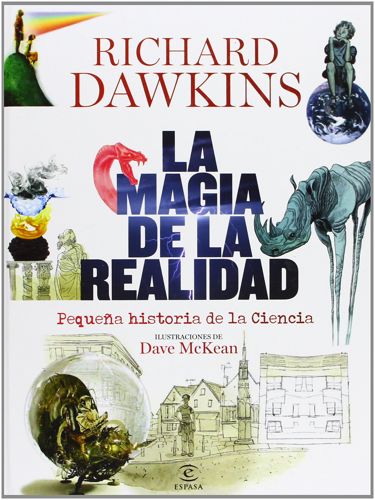 La magia de la realidad (Spanish) Hardcover – January 1, 1900