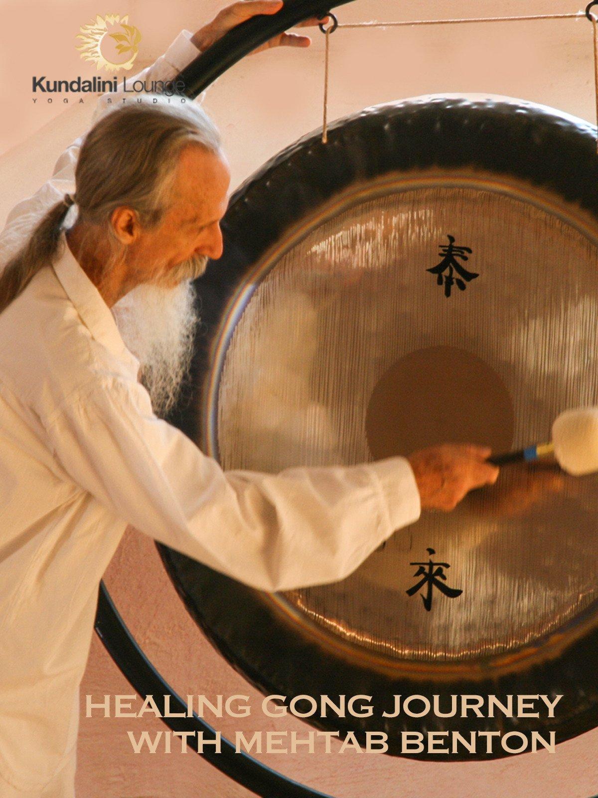 Amazon.com: Healing Gong Journey with Mehtab Benton: Mehtab ...