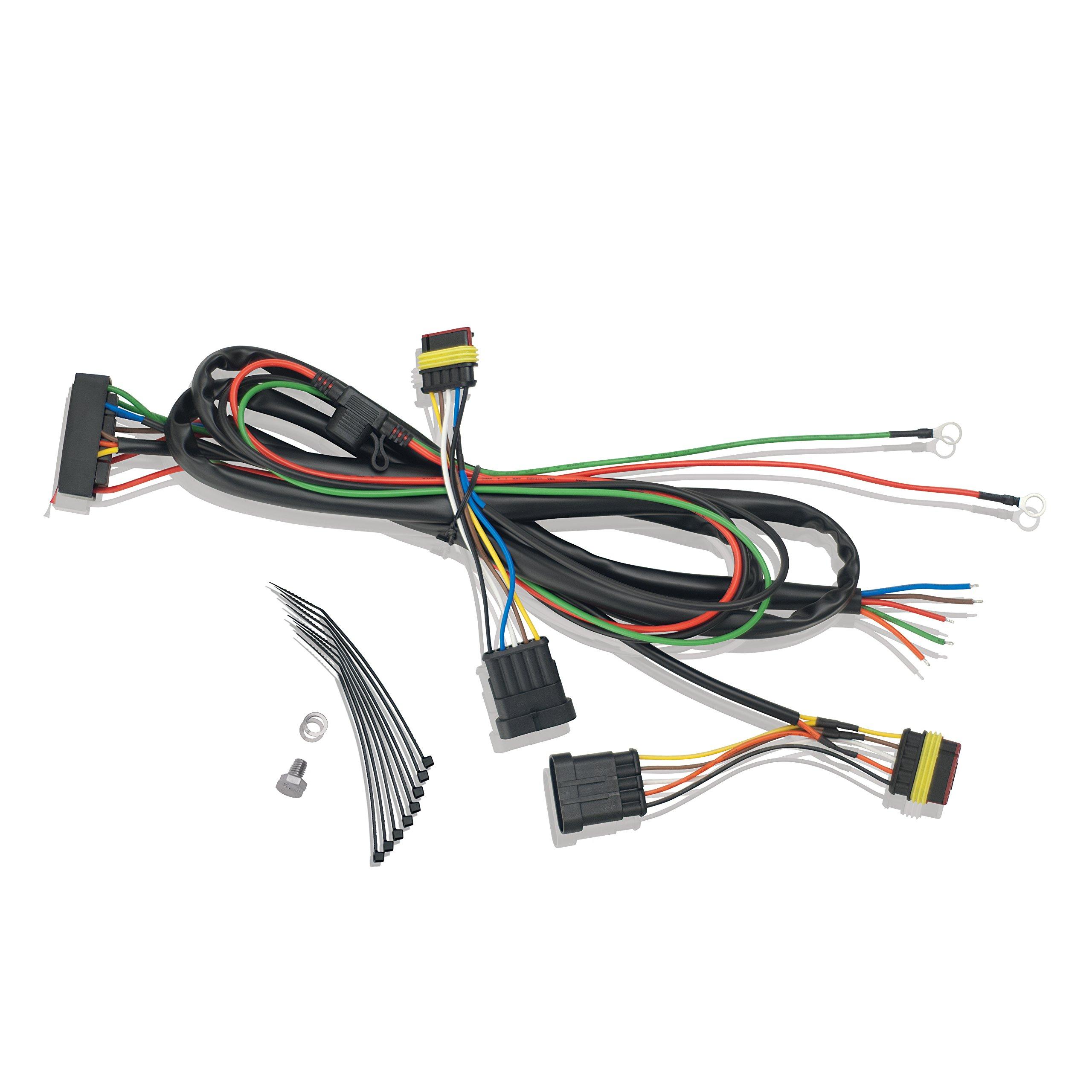 Show Chrome Accessories 41-162 Trailer Wire Harness