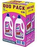 Colon Detergente Profesional Formato Gel Vanish Powergel 9 kg