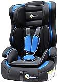 Clamaro 'Guardian FLEX' Kinderautositz 9-36 kg 1-12 Jahre Gruppe 1/2/3, ECE R44/04, verstellbarer und mitwachsender Autokindersitz mit SPS Side Protection System (Seitenaufprallschutz)