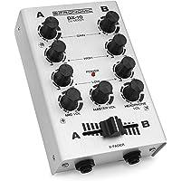 DJ Mixer Pronomic DX-10BK plateado
