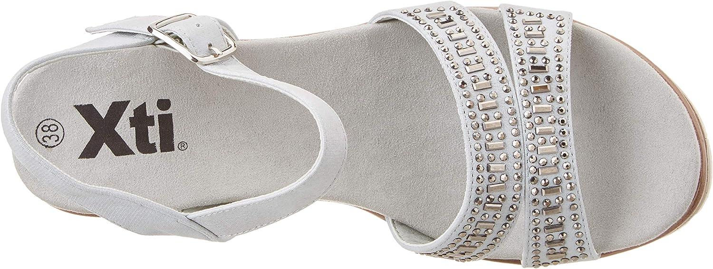 Sandalias con Plataforma para Mujer XTI 48860