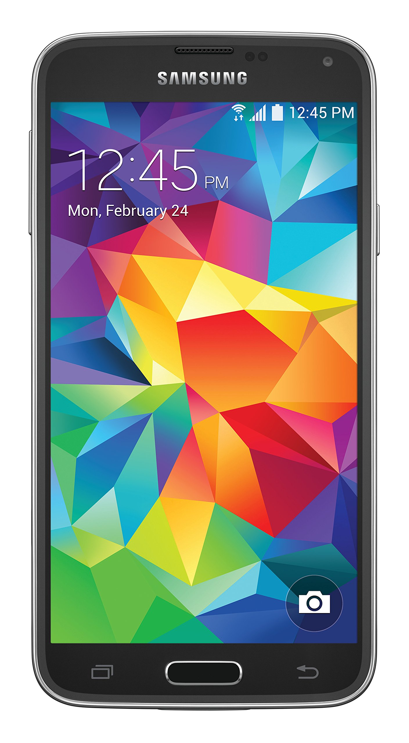 Samsung Galaxy S5, Black (Verizon Wireless) Certified Pre-owned by Samsung