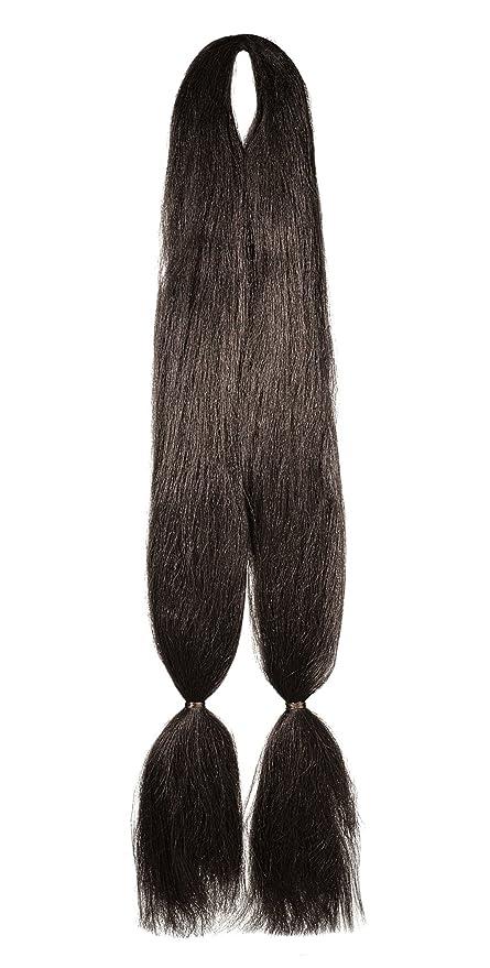 Extensiones de pelo American Dream para trenzas, rastas y otros estilismos, fibra Kanekalon,