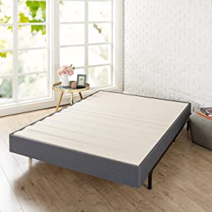 Zinus Daniel 7.5 Inch Essential Metal Box Spring with Easy Assembly , Twin