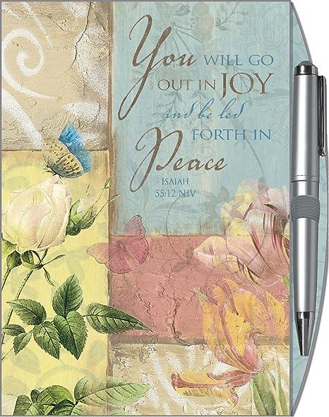 Legado de FE guía Oración diario con bolígrafo, salir en