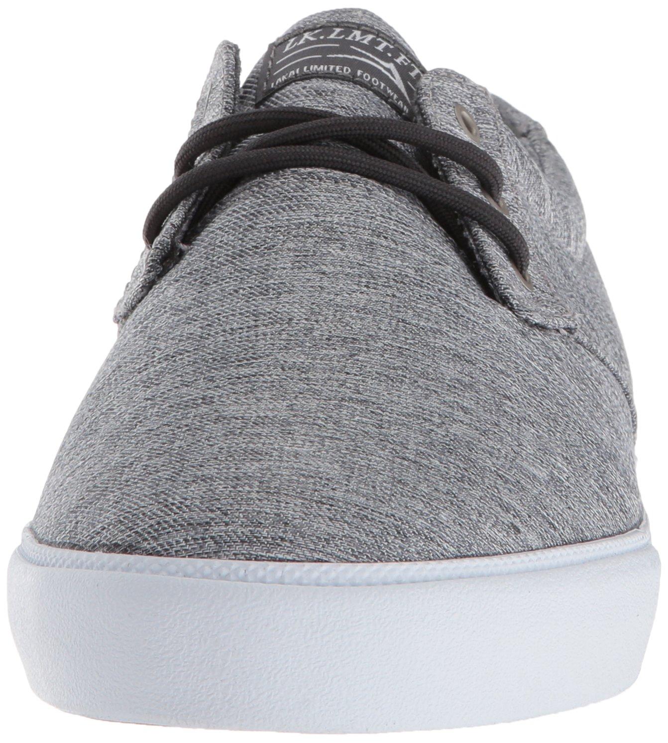 best sneakers a8961 abd00 Zapatillas Daly Skate de Lakai para hombre Textil gris