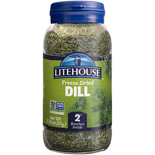 Litehouse Freeze-Dried Dill, 0.35 Ounce