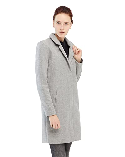 Vila Vicamdon Coat Tb, Abrigo para Mujer