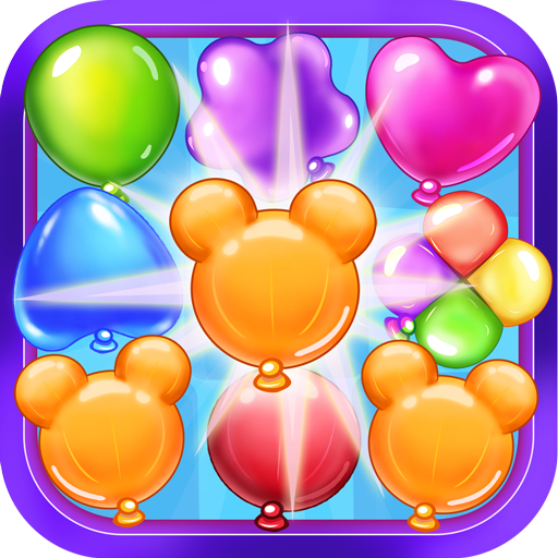 Balloon Blaze Mania (Balloon Splash)