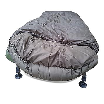 Carpstar Cyprinus Snooze - Saco de Dormir para 5 Estaciones, Nuestro más cálido: Amazon.es: Deportes y aire libre