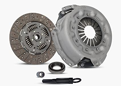 Clutch Kit Works With Nissan Frontier Pathfinder Xterra Xe Se Le Extended Crew Cab Pickup 4