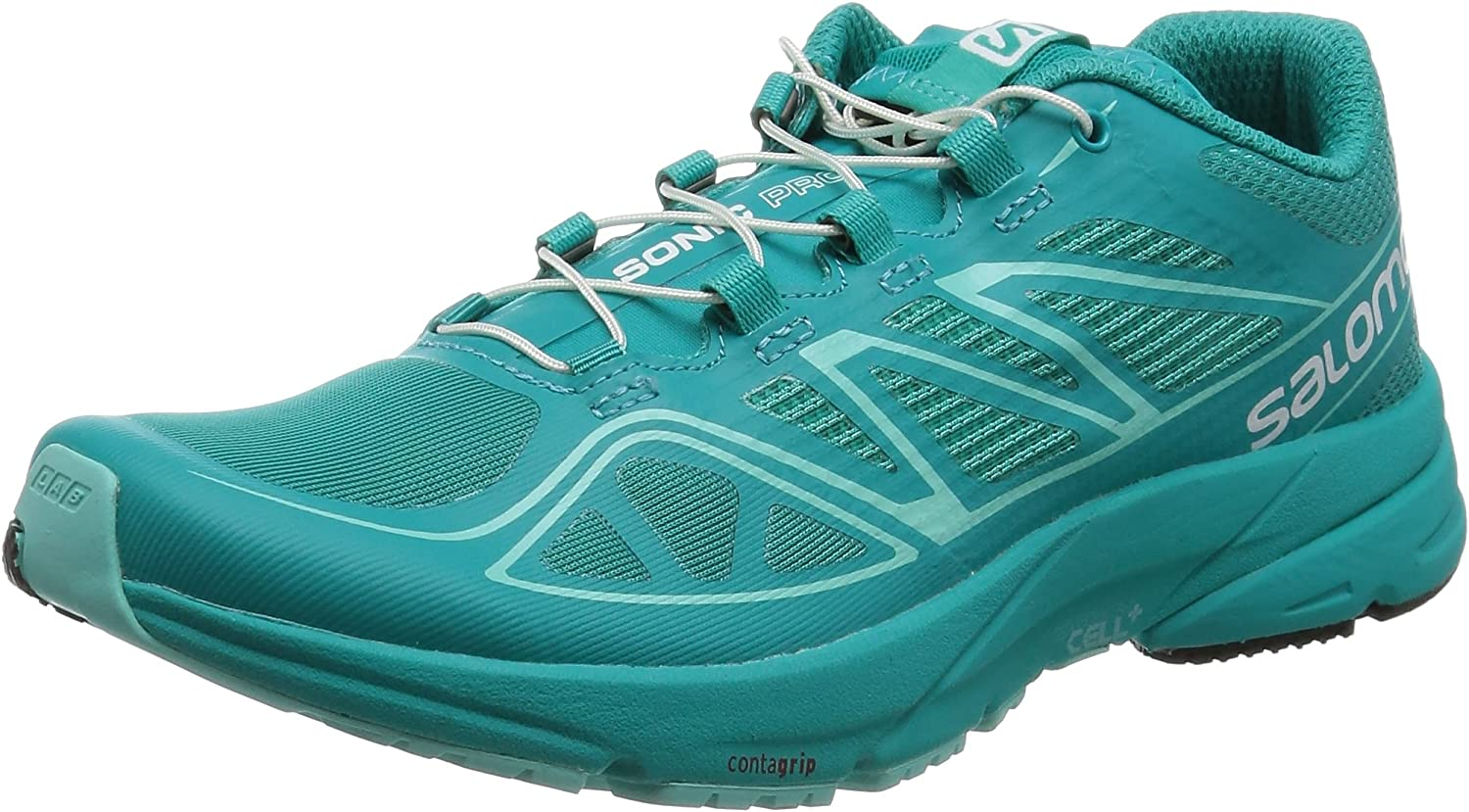 SALOMON Women s Sonic Pro Running Shoe