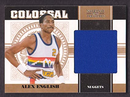 more photos a60c9 b8056 2010-11 Playoff National Treasures Basketball Colossal ...