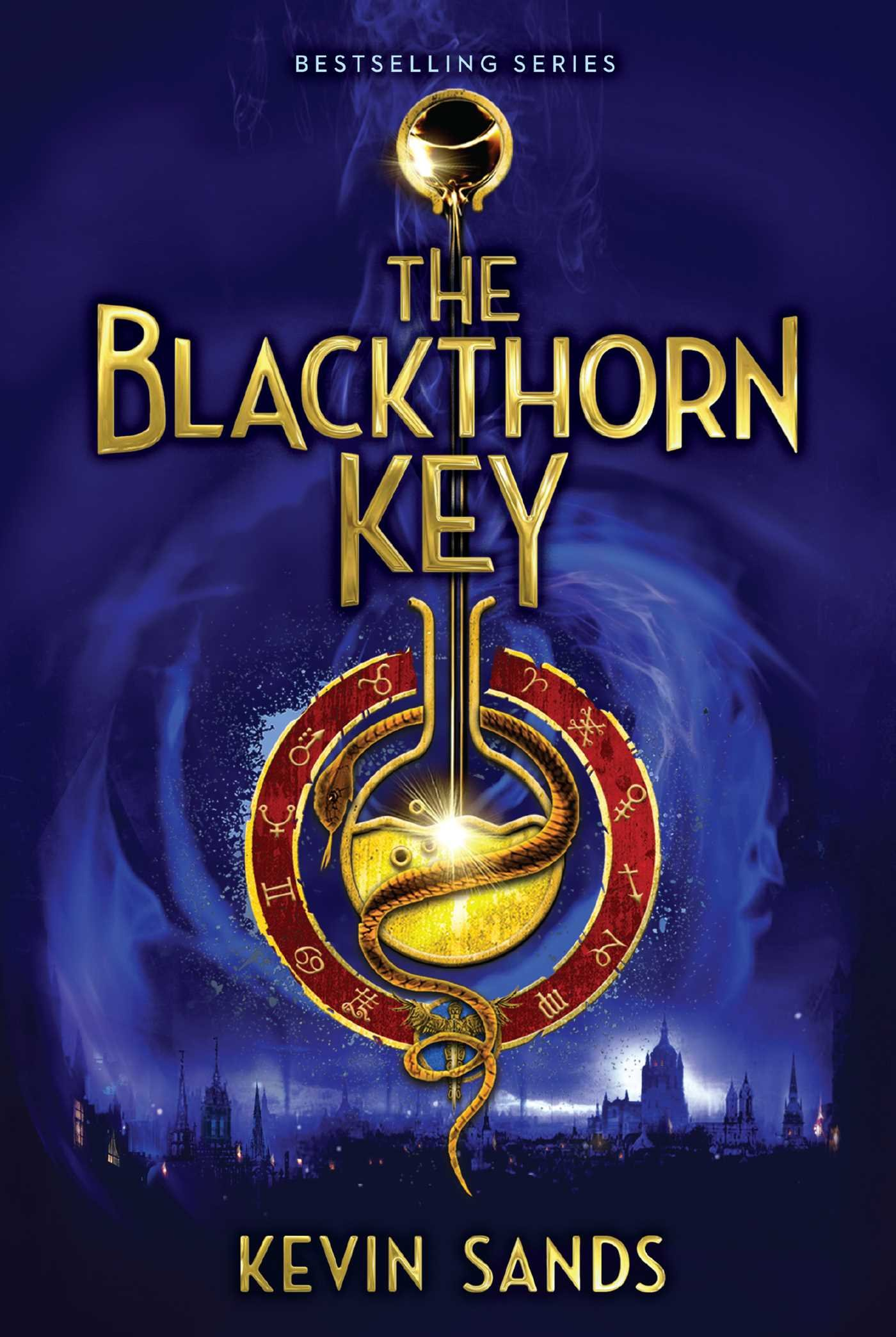 The Blackthorn Key (Volume 1): Sands, Kevin: 9781481446525: Books - Amazon.ca