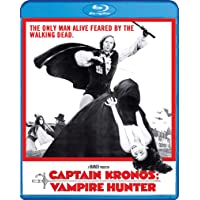 Captain Kronos: Vampire Hunter [Blu-ray]