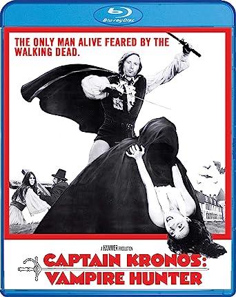 Captain Kronos: Vampire Hunter Edizione: Stati Uniti Italia Blu ...