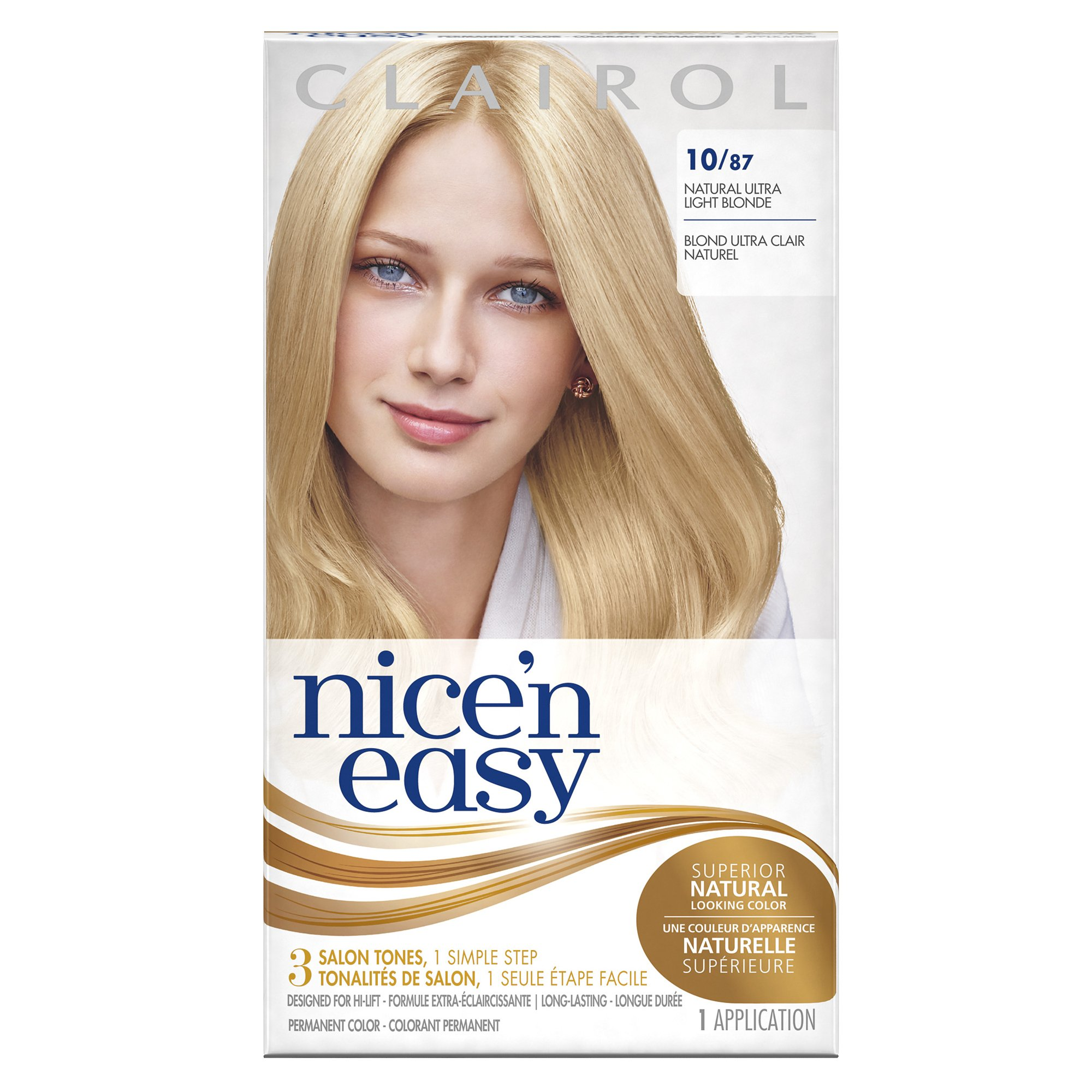 Amazon Nice N Easy Natural Ultra Light Blonde 1087 1 Ea