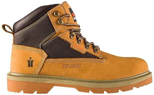 Scruffs Men's Twister Safety Boots Sandstone ...