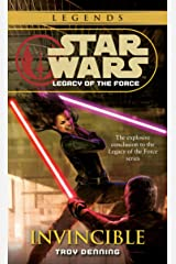 Invincible: Star Wars Legends (Legacy of the Force) (Star Wars: Legacy of the Force Book 9) Kindle Edition