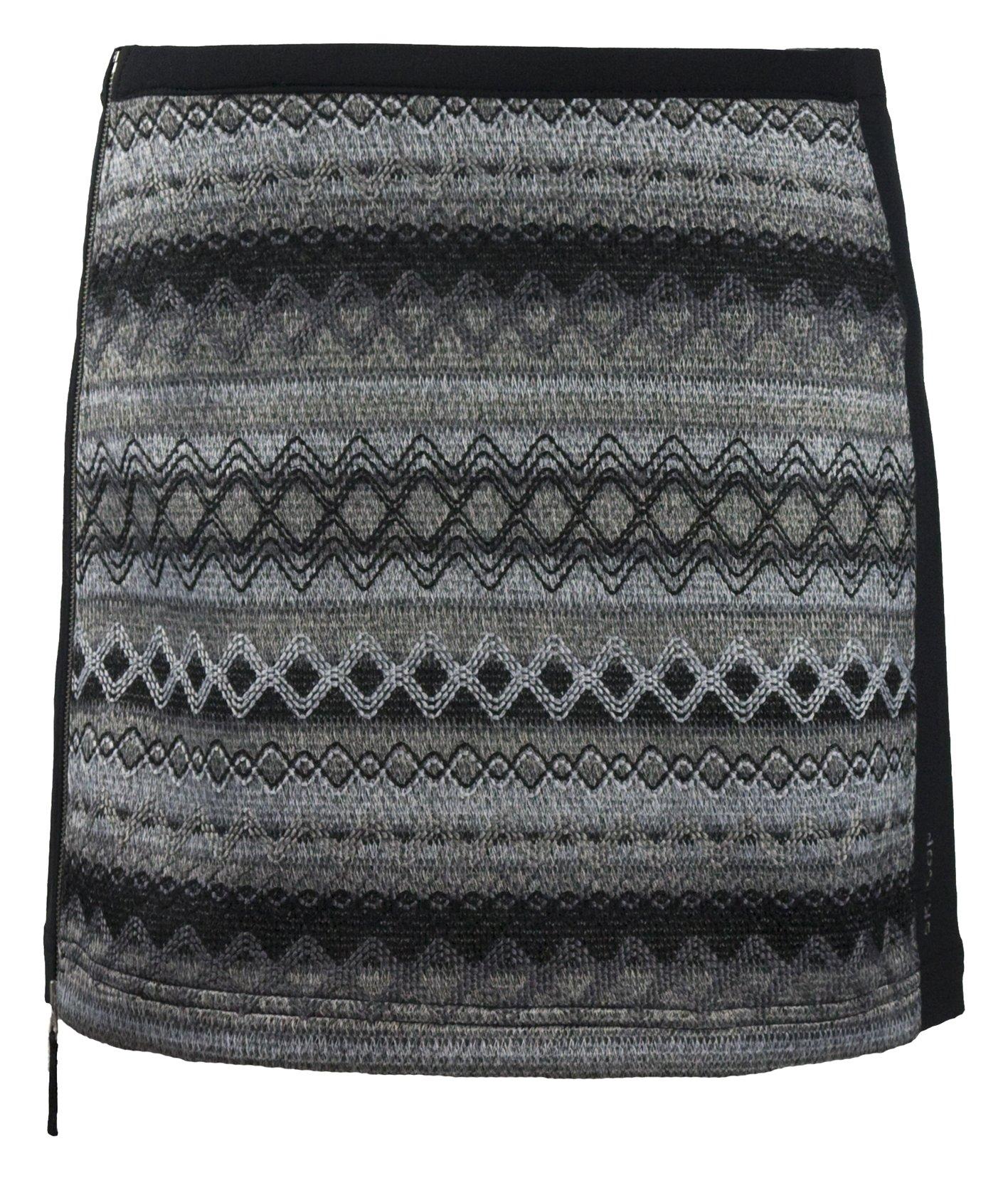 Skhoop Patsy Short Skirt, Black, X-Large