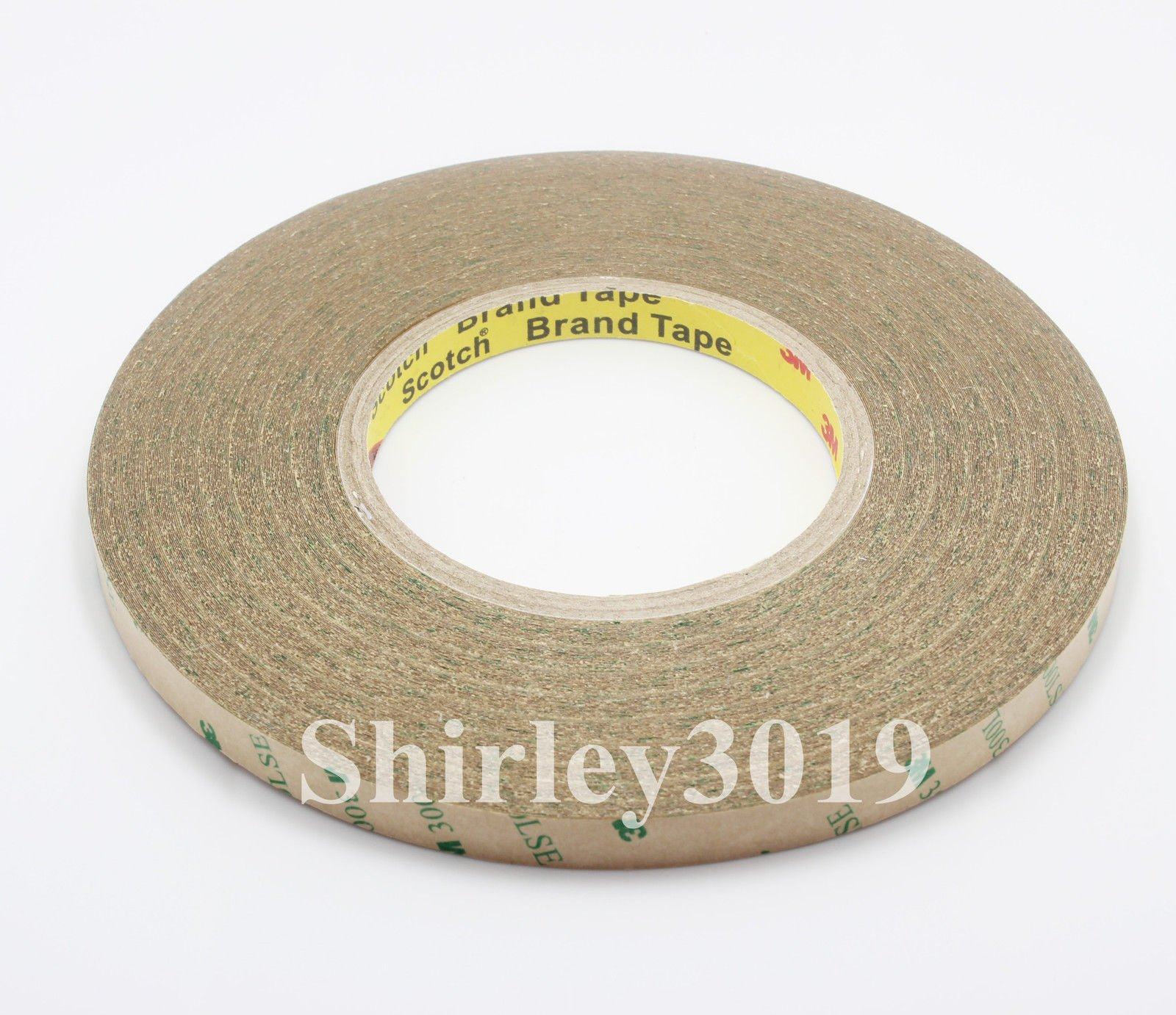 FidgetFidget Double-Sided Adhesive Tape Super Transparent 9mmx55M 3M 9495LE 300LSE