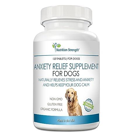 Amazon.com: Complemento de alivio de la ansiedad de ...