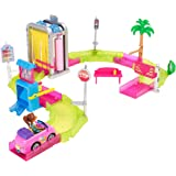 Barbie Car Wash Playset