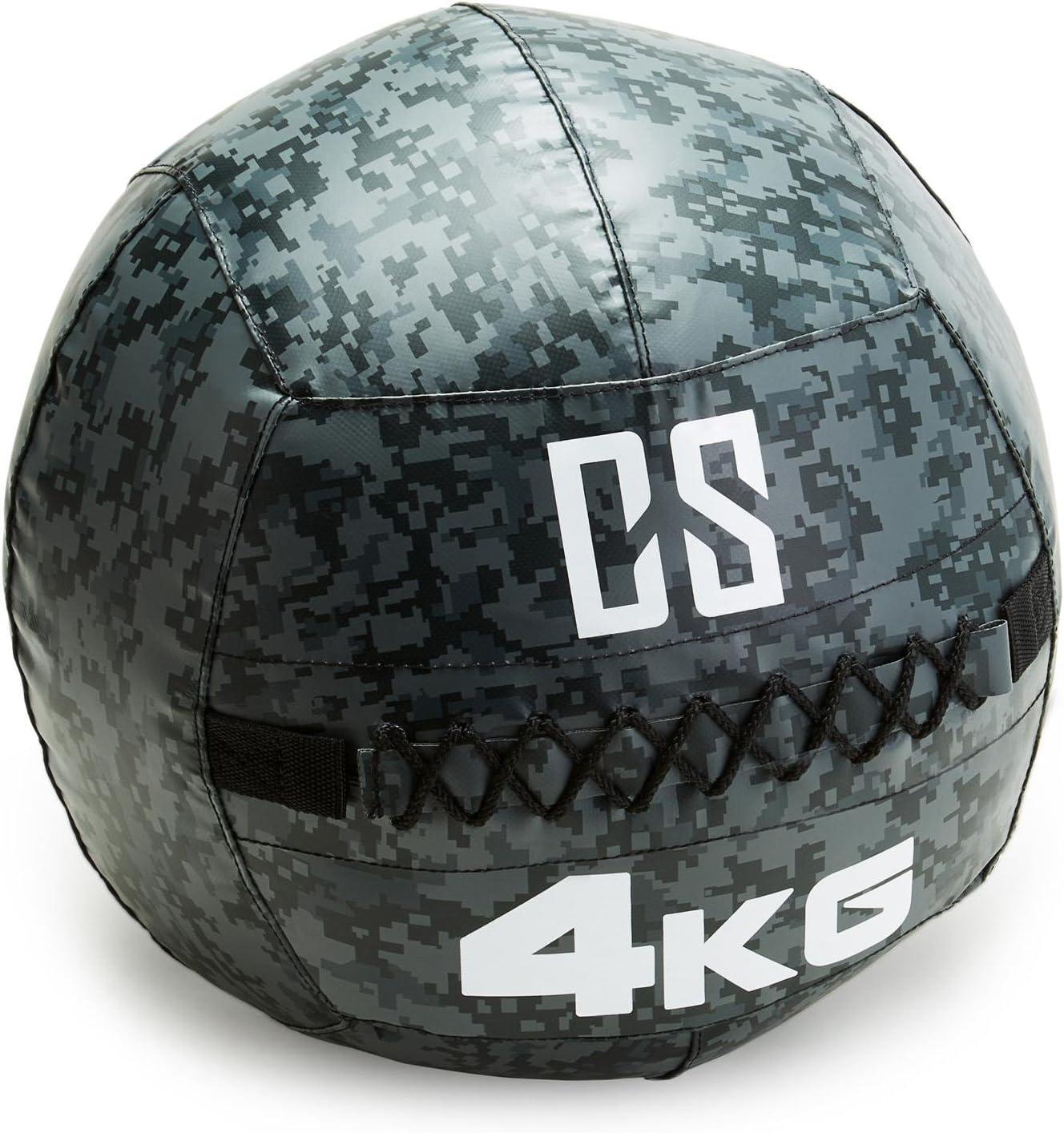 Capital Sports Restricamo Balón Medicinal PVC 6 Kg (Entrenamiento ...