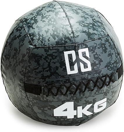 Capital Sports Restricamo Balón Medicinal PVC 4 Kg (Entrenamiento ...