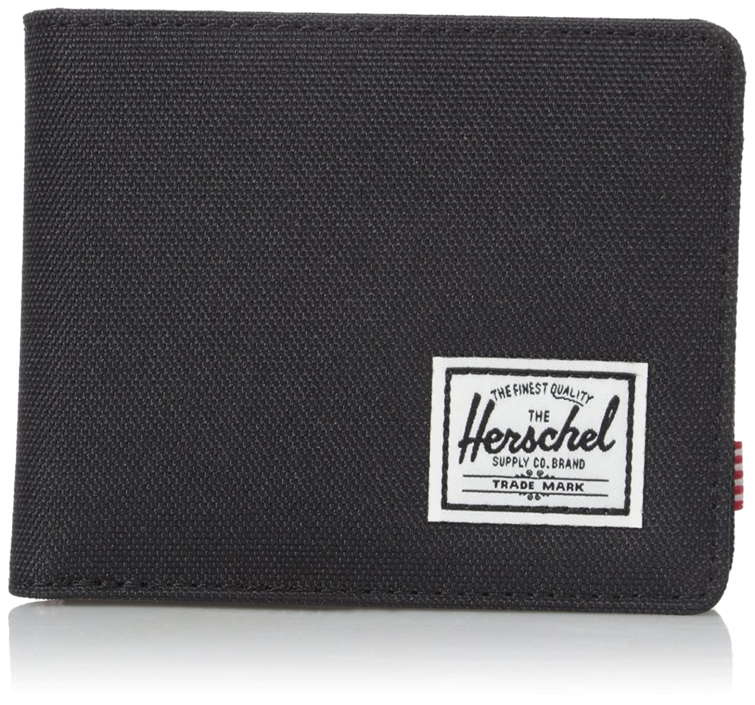 f1e05ffe28 Herschel Supply Co. Men's Roy + Coin RFID Blocking Wallet, Black: Amazon.co.uk:  Clothing