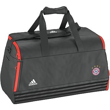 2016-2017 Bayern Munich Adidas Team Bag (Solid Grey) ded502c1d8057