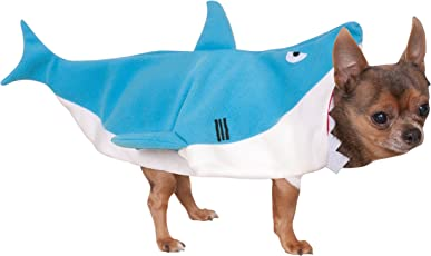 Rubies Costume Company Shark Pet Costume  sc 1 st  Amazon.com & Amazon.com: Costumes - Apparel u0026 Accessories: Pet Supplies