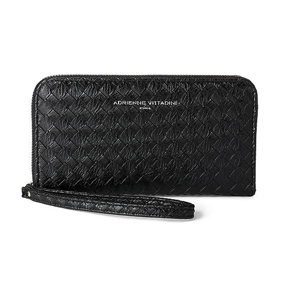 c5c679648908 Amazon.com  Adrienne Vittadini Charging Wristlet Wallet  Smartphone ...