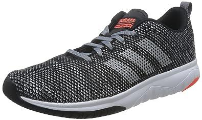adidas CF Superflex, Chaussures de Gymnastique Homme, Noir (Core Black/Grey Three F17/Solar Red), 44 EU