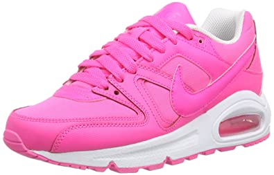 24507146f9 Nike Girls' Air Max Command (Grade-School) Low-Top Sneakers Pink Size: 3.5:  Amazon.co.uk: Shoes & Bags