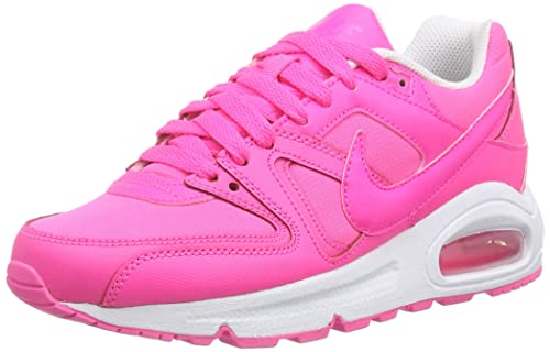 newest d3e1c a88f1 Nike Girls  Air Max Command (Grade-School) Low-Top Sneakers Pink