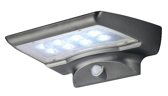 Solare luci led da giardino con sensore di movimento solare led