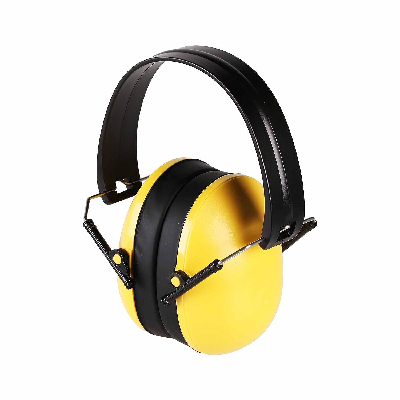 Ltd Greendevil Kids Ear Defender Foldable Hearing Protector Headband Adjustable Yellow Ningbo Yinzhou Jiemai Safety Product Co
