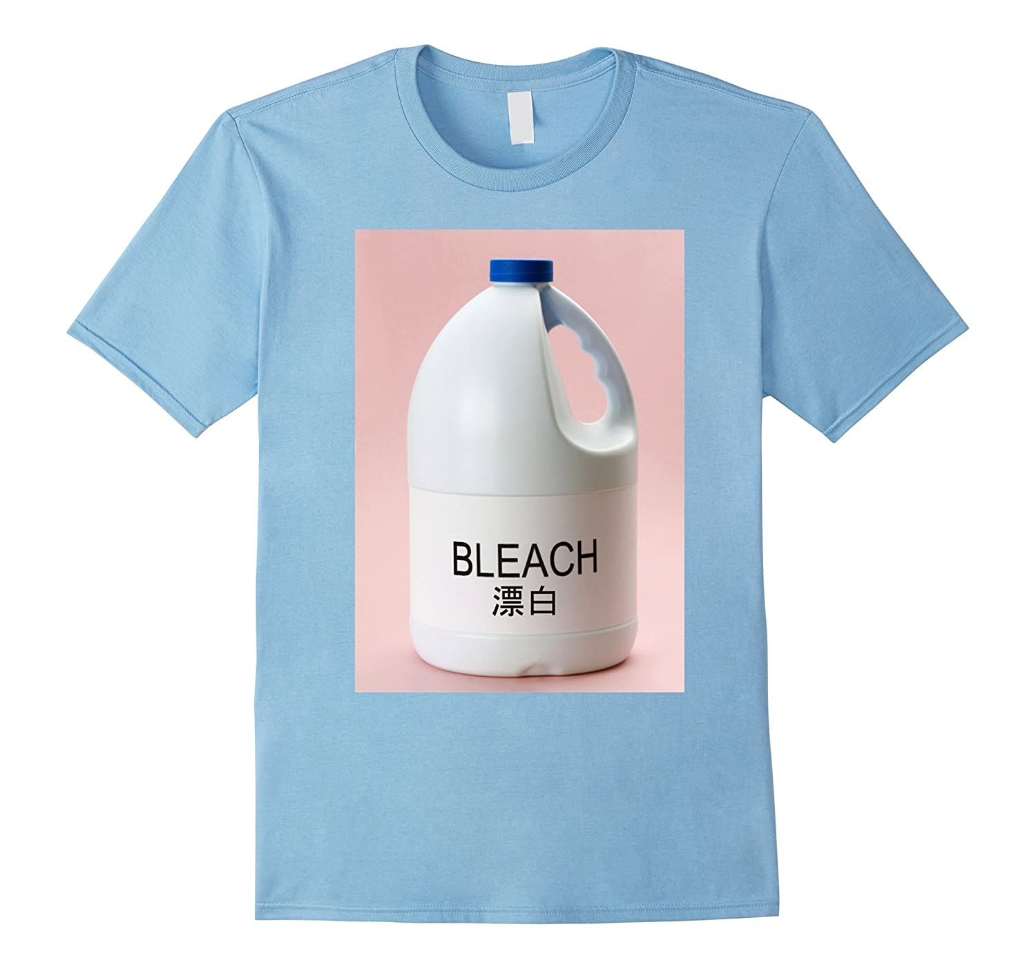 Aesthetic Vaporwave Bleach T-Shirt-TH